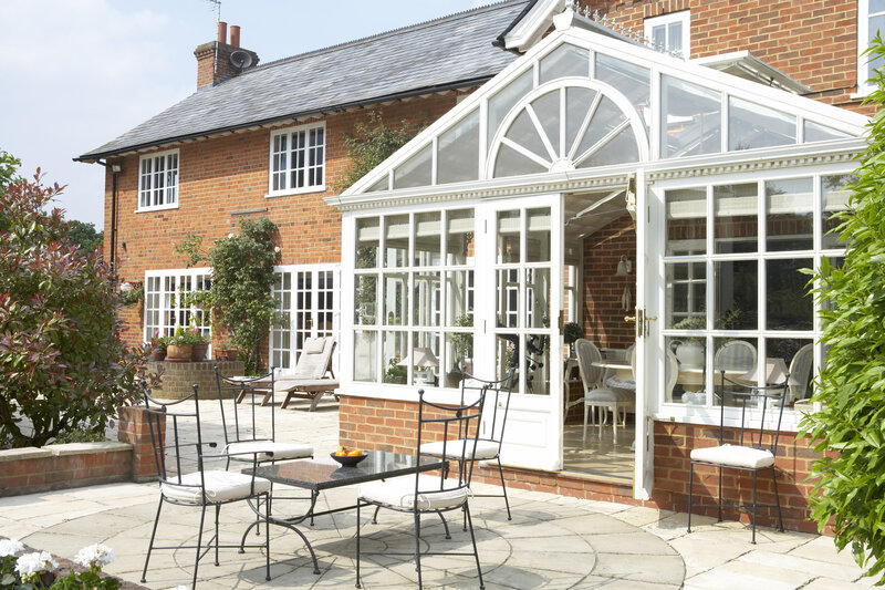 Average Cost of a Conservatory Oxfordshire United Kingdom