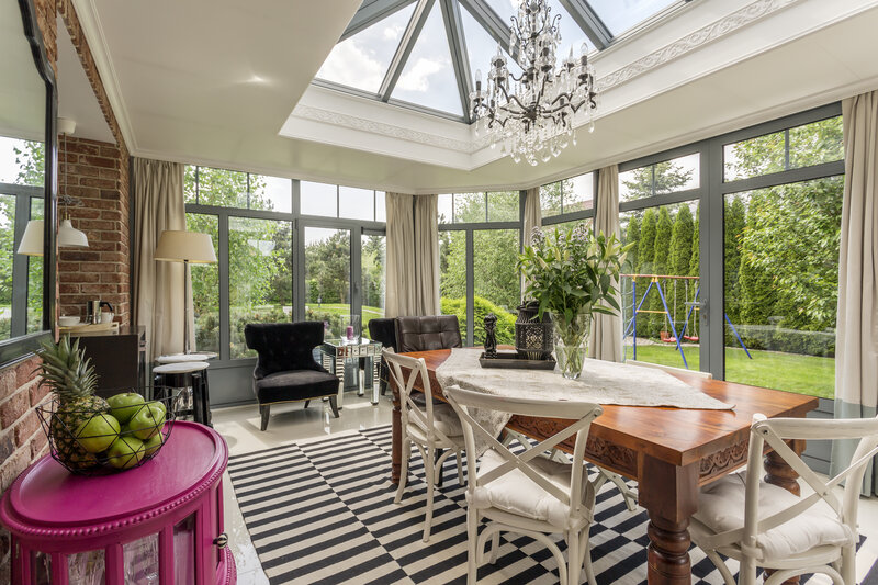 Contemporary Conservatories Oxfordshire United Kingdom