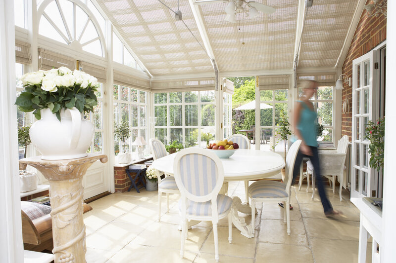 New Conservatory Roofs in Oxfordshire United Kingdom