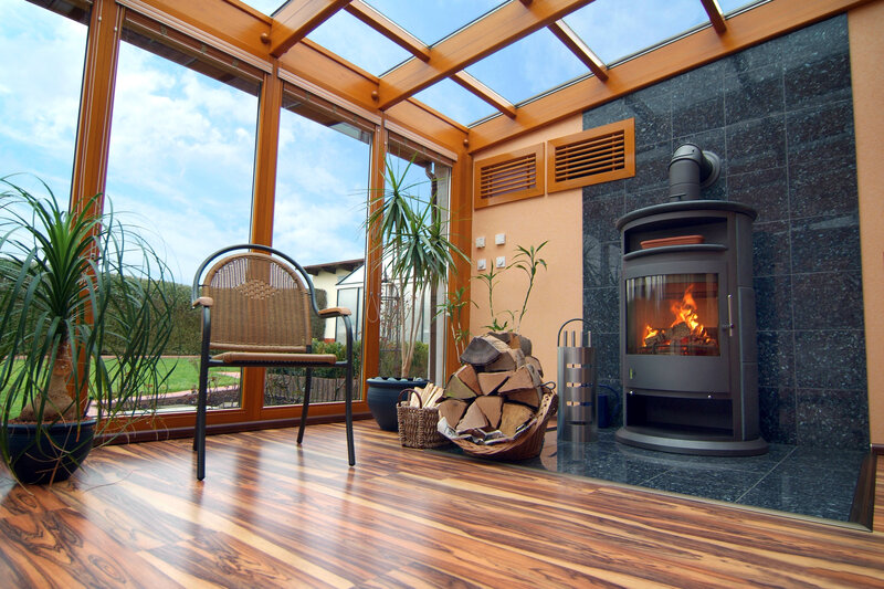Difference Between Orangery and Conservatory Oxfordshire United Kingdom
