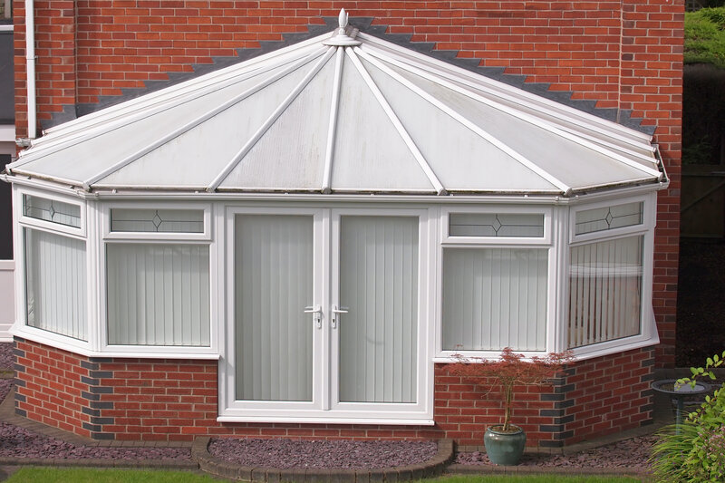 Small Conservatories Oxfordshire United Kingdom