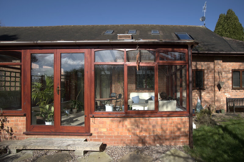 Solid Roof Conservatories in Oxfordshire United Kingdom