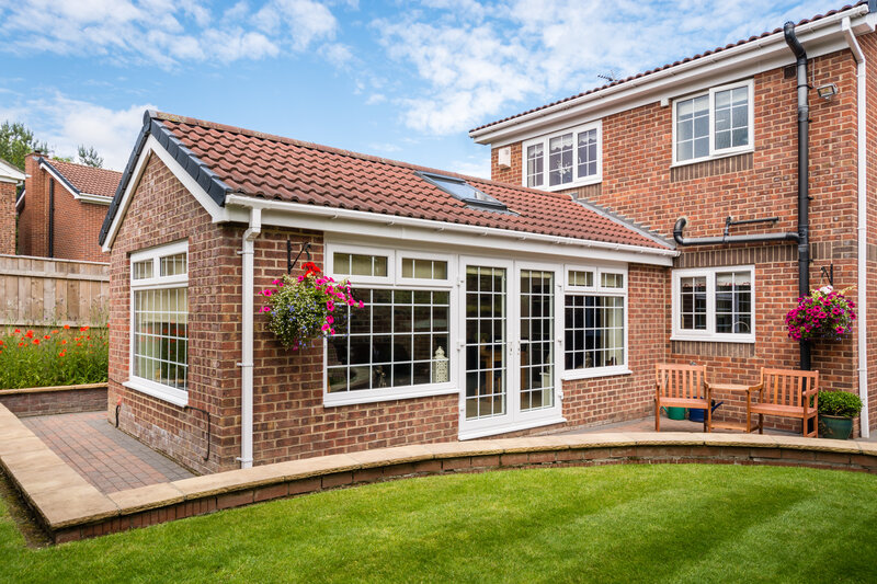 Tiled Conservatory Roofs Oxfordshire United Kingdom